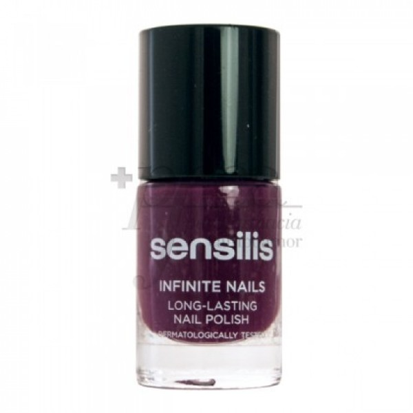 SENSILIS INFINITE NAILS 10ML 05 AUBERGINE