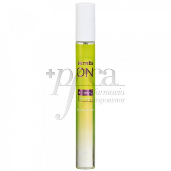 BETRES ON NATURAL FOR HER 20ML