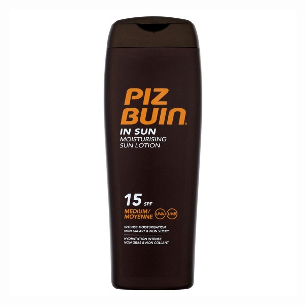 Piz buin in sun moisturizing sun lotion spf15 medium 200ml